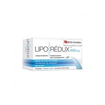 Lipo Rédux, capteur de graisses de Forté Pharma sur IllicoPharma