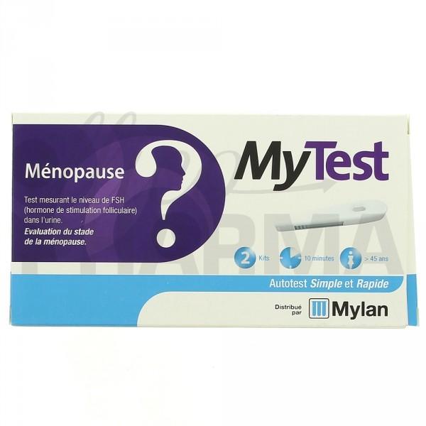 mytest menopause